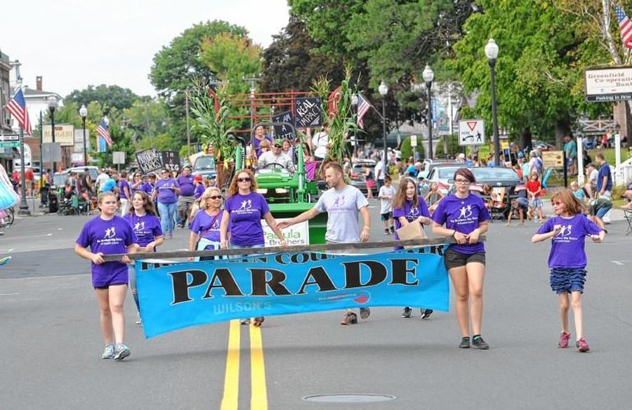 Franklin County Fair Parade Thu Sep 5 2019 Franklin